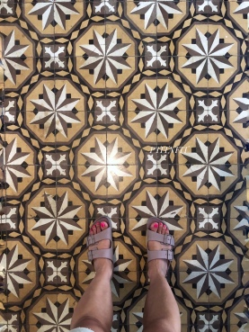 I have a thing for tiles