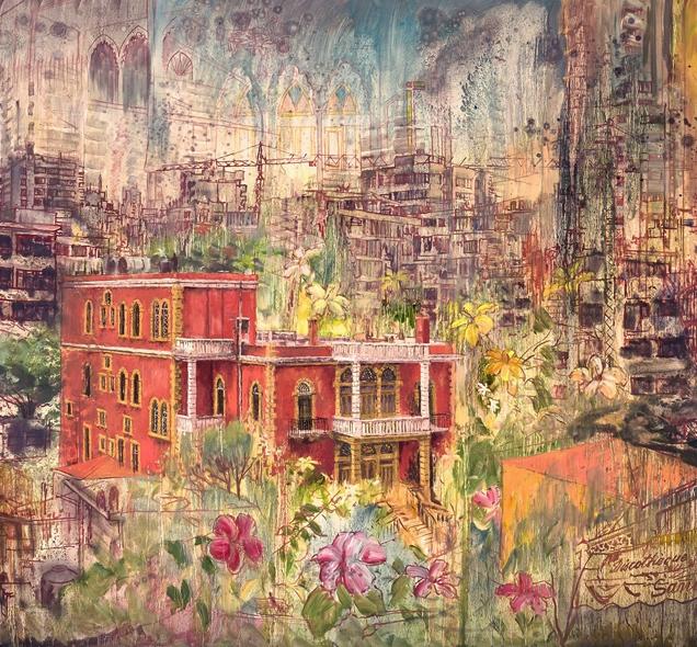 Al Zaher mansion